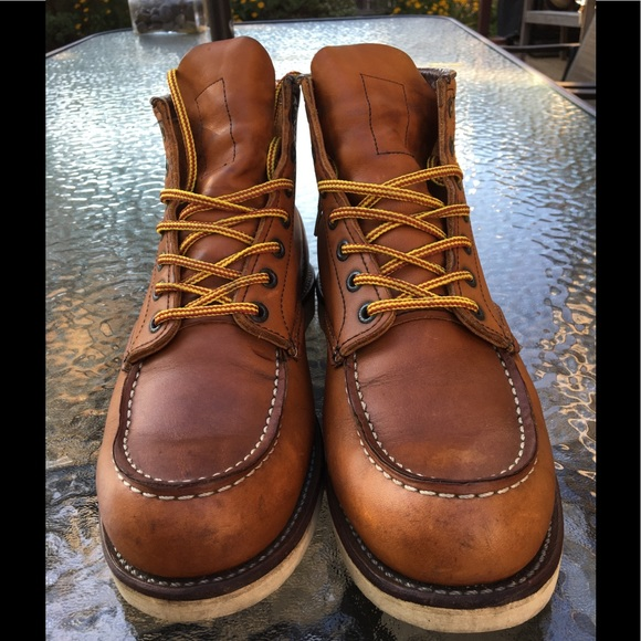 20225ed5dd0 Red Wing 875 Moc Toe size 9